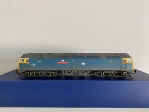 Bachmann OO Gauge Class 47 47562 Sir William Burrell BR Blue Livery