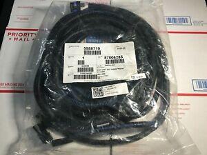 Genuine Cummins Marine 30 Ft. Throttle Extension Wiring Harness Plugs 5588719