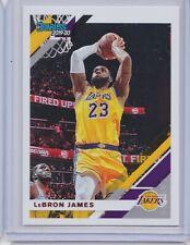 2019-20 Donruss #94 LeBron James Team: Los Angeles Lakers