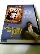 "DVD ""LA GRAN CAIDA DE IGBY"" BURR STEERS KIERAN CLUKIN CLAIRE DANES JEFF GOLDBLUM"