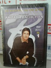 THE BEST OF AMITABH BACHCHAN VOL: 1 DOLBY DIGITAL 5.1 SURROUND NEW SEALED DVD