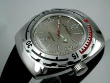 RUSSIAN VOSTOK 2415  AUTO AMPHIBIAN 1967 DESIGN DIVER WATCH 090661R