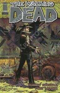 Image Mexico THE WALKING DEAD #1 Robert Kirkman & Tony Moore FOIL Variant