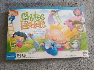 Vintage CHUTES and LADDERS Board Game