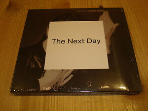 DAVID BOWIE THE NEXT DAY Special Edition CD with 3 Bonus Tracks NEW SEALED