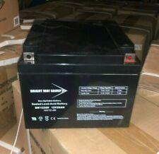Bright Way Group 12V 26AH SLA Battery BW 12260 IT