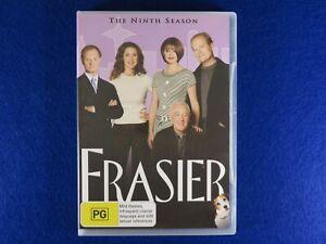 Frasier Season 9 - DVD - Free Postage !!