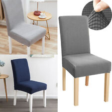 Chair Cover Dining Stretch Soft Slipcover Removable Seat Covers Chair Protector
