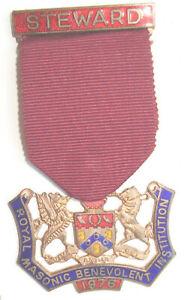 Charity Jewel 1976 Steward  RMBI