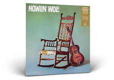 Howlin' Wolf - s/t album - NEW SEALED import 180g LP w/ bonus tracks GATEFOLD