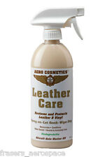 "Professional Leather Conditioner (500ml Spray Bottle) - ""Leather Care"""