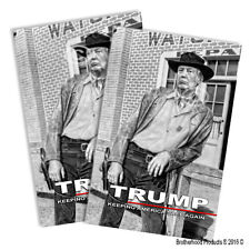 Deputy US Marshal Donald Trump Keeping America Safe Again Two 11x17 Posters