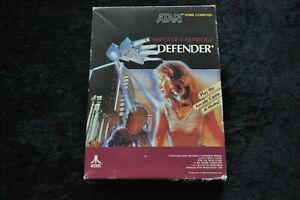 Defender Atari XE/XL RX 8025 Boxed