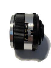 Yashica  Yashinon-DX 1:2  50mm Objektiv #5282908