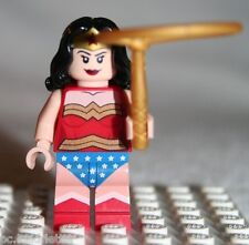 Lego WONDER WOMAN MINIFIGURE from Super Heroes Superman vs Power Armor Lex 6862