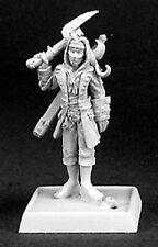 Rod Mercenaries Sergeant Reaper Miniatures Warlord Fighter Rogue Pirate Melee