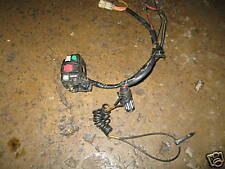 Kawasaki 650 BRUTE FORCE 4X4 On Off Light Run Switch