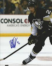 **GFA Pittsburgh Penguins *MATT NISKANEN* Signed 8x10 Photo MH2 COA**