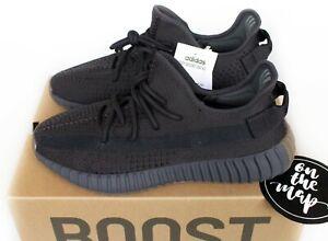 Adidas Yeezy Boost 350 V2 Black Cinder Non Reflective 5 9 10 11 12 14 15 16 New