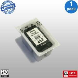 Canon PG 243 245 245XL XL Black Ink Cartridge TR4520 TR4522 MG2522 TS3322 TS3320