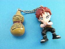 Naruto Shippuden Ninja Figure Keychain Sabaku no Gaara, import Jp