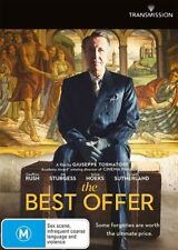 The Best Offer DVD NEW, FREE POSTAGE WITHIN AUSTRALIA REGION 4