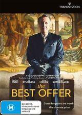 The Best Offer (DVD, 2014)