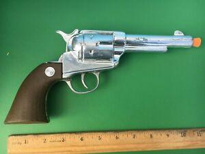 """DAISY Diecast CAP GUN 10"""" Excellent.- Unfired"""
