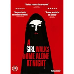 A Girl Walks Home Alone At Night DVD