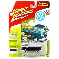 JOHNNY LIGHTNING JLCP7111 B 1965 VW VOLKSWAGEN TYPE 2 PICK UP 1/64 BLACK