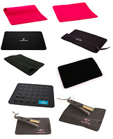 Hair Straightener Heat Proof Safety Mat for GHD & Cloud Nine Hair Straighteners