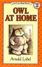 Owl at Home (I Can Read Book 2)-ExLibrary