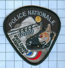International Police Patch - POLICE NATIONALE UNITE CANINE GRENOBLE