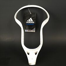 Adidas Eqt Enrayge Unstrung Adult Attack Lacrosse Head Size 10 White