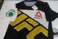New REEBOK UFC Official Fighter Jersey Shirt - ANDERSON SILVA  Size Medium (M)