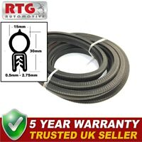 197 2006-2009 Side Glass Seal Rear Fits Clio Mk3