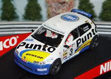 Ninco 50298 Fiat Punto Super 1600 Slot Car 1/32