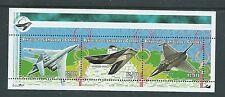 COMORO ISLANDS  FINE MNH AIRCRAFT AVIATION SHEET