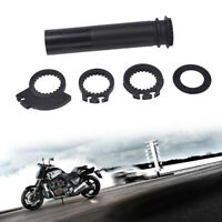 1 Set Motorcycle Handlebar Grip Twist Throttle Accelerator Sleeve Tube New Hot