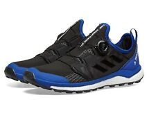 DS Men's ADIDAS X WHITE MOUNTAINEERING AGRAVIC BOACORE BLACK ROYAL EE3913 SZ 9