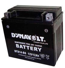 Bateria Dynavolt Dtx14-bs (equivalente a Ytx14-bs)