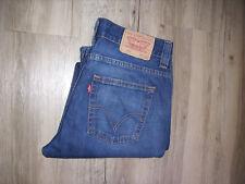 RARITÄT Levis 512 .0318 (0843) Bootcut Jeans W32 L32 SEHR GUTER ZUSTAND BD527