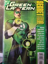 Green Lantern Secret Files and Origins (1998-2005 DC) #2005 (NM 9.4)