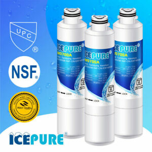 IcePure RWF0700A-3PACK Water Filter for Samsung DA29-00020B