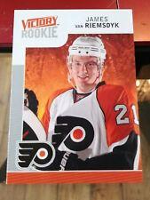2009-10 Upper Deck Victory Rookie #322 James Van Riemsdyk