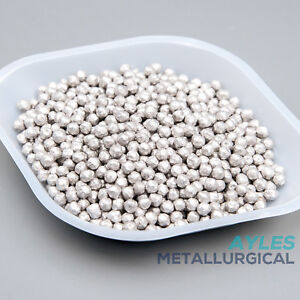 500 gms 99.9% Pure Magnesium Mg Metal Granules Beads Pellets Particle 5~Mesh