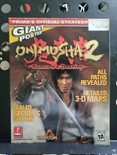 Onimusha 2 Strategy Guide