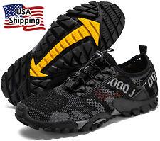 Water Shoes THICK-SOLE Quick Drying Swim Beach Aqua Shoe for Water Sport Hiking