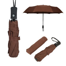 2018 Automatic Umbrella Windproof Auto Open Close 3 Folding Sun Rain Umbrella