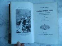 J Roy Histoire Las Misiones Católico En Monde Desde El Siglo XV Siglo 1861